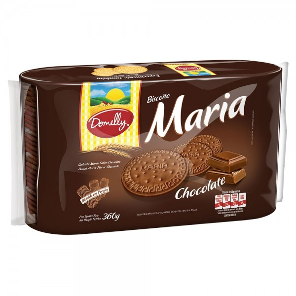 Biscoito Maria Chocolate